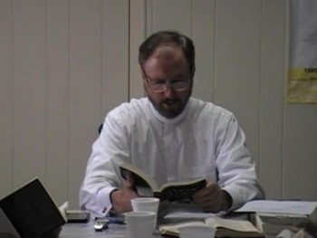 """""""Humanism and the Nature of Man,"""" Rev. R. Scott MacLaren Reformed Study Group"""