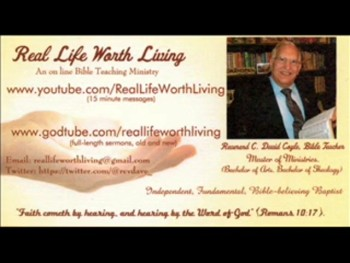 The GRACE of Giving; Rev. C. David Coyle