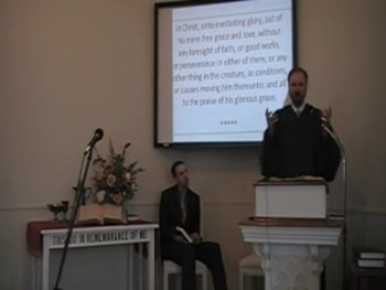 """Foresight of Faith?"" Rev. R. Scott MacLaren, 7/27/14"