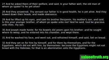 The Joy of Family (Genesis 43)