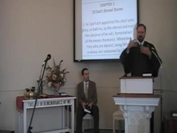 """""""No Universal Salvation,"""" WCF 3:6.  Rev. R. Scott MacLaren"""