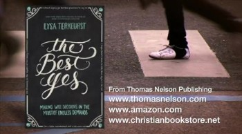 Crosswalk.com: How Can I Stop Confusing Love with People-Pleasing? - Lysa TerKeurst
