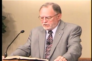 "DBS  – ""Jehovah Witness Bible's False Teaching""  -- Dr. Christian Spencer"