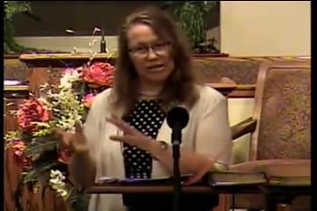 """DBS  – """"Dean Burgon Society 2014 Ladies' Meeting"""" -- Tamara Waite"""
