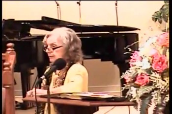 "DBS  – ""Dean Burgon Society 2014 Ladies' Meeting"" -- Yvonne S. Waite"