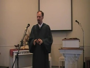 """""""The Mission-Minded Church,"""" Rev. R. Scott MacLaren, First OPC Perkasie PA"""