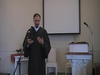 First Presbyterian Church Worship Svc., 8/17/2014 Rev. R. Scott MacLaren