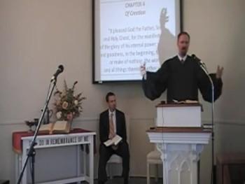 """Creation in Six Days,"" WCF 4:1; Rev. R. Scott MacLaren"