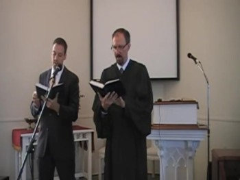"""""""Immortal, Invisible, God Only Wise,"""" Trinity Hymnal #34. Waggoner & MacLaren"""