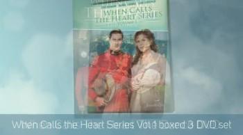 When Calls the Heart A Telling Silence DVD - FishFlix