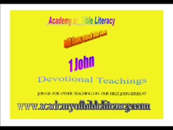 Are you an antichrist? - 1st John Devotionals