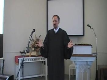 """God's Choice, God's Work,"" Rev. R. Scott MacLaren, First OPC Perkasie PA"