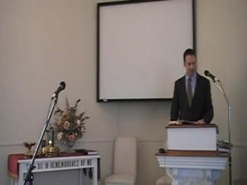 First Presbyterian Church Worship Svc., 9/07/2014 Rev. R S MacLaren Perkasie PA