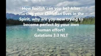 Foolish Christians