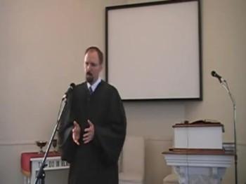 """The Prophets Have Spoken!"" Rev. R. Scott MacLaren, First OPC Perkasie PA"