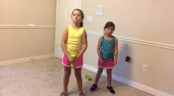 Gods Fit Kids (Video 2)