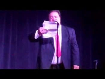Matt Mattero Doing Impressions At The Music Den 8-2-14