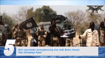 ISIS has army of 30,000 (Second Coming Watch Update #506)