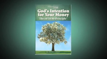 Gods Intention for Your Money