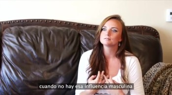 """""""La Influencia de un Padre en su Hija"""" Stephanie, ex bailarina exótica,"""