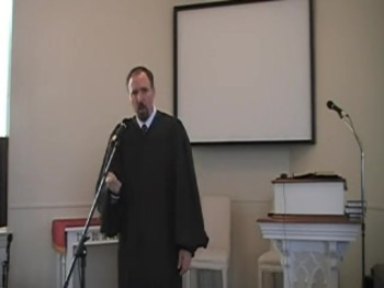 """""""Christianity Confronts Paganism,"""" Acts 14. Rev. R. Scott MacLaren 9/28/14"""