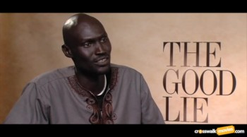 Crosswalk.com Chats With the Cast of The Good Lie