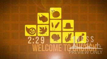 Thanksgiving Icon Church Countdown Video - Oneness Videos