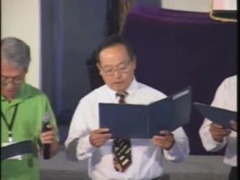 2014 台福長輩親睦會 Part 2-6 歌唱讚美 1.排舞 2.歌唱 2014年10月04日