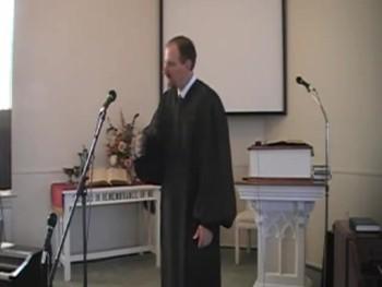 """Church Councils"" Acts 15 Rev. R. S. MacLaren"