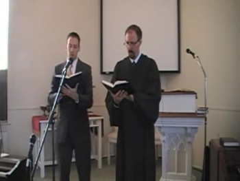 """""""O Quickly Come, Dread Judge"""" Trinity Hymnal #243 Waggoner & MacLaren"""
