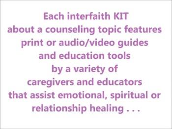 H.F.R. Counseling Self-Help Kits