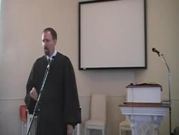 """Servants of the Most High God,""Acts 16:16-40. Rev. R. Scott MacLaren"