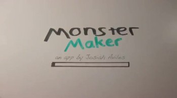 Stop Motion Animation: Monster Maker