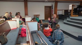 EUMC Nov 2 2014 Children's Sermon