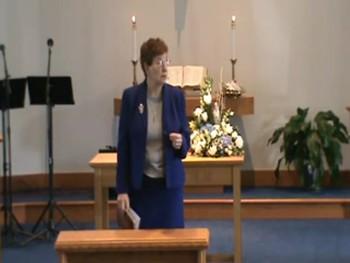 Sermon 11/9/14