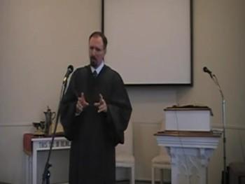 """This Jesus Is the Christ!"" Rev. R. Scott MacLaren, First OPC Perkasie PA 11/16/2014"