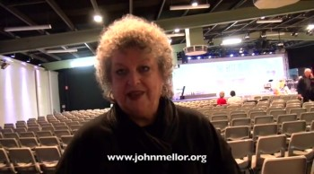 Chronic pain from horse accident healing - John Mellor Healing Ministry