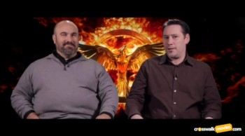 "CrosswalkMovies.com: ""The Hunger Games: Mockingjay - Part One"" Video Movie Review"