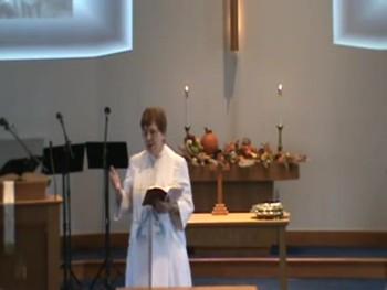 Sermon 11/23/14