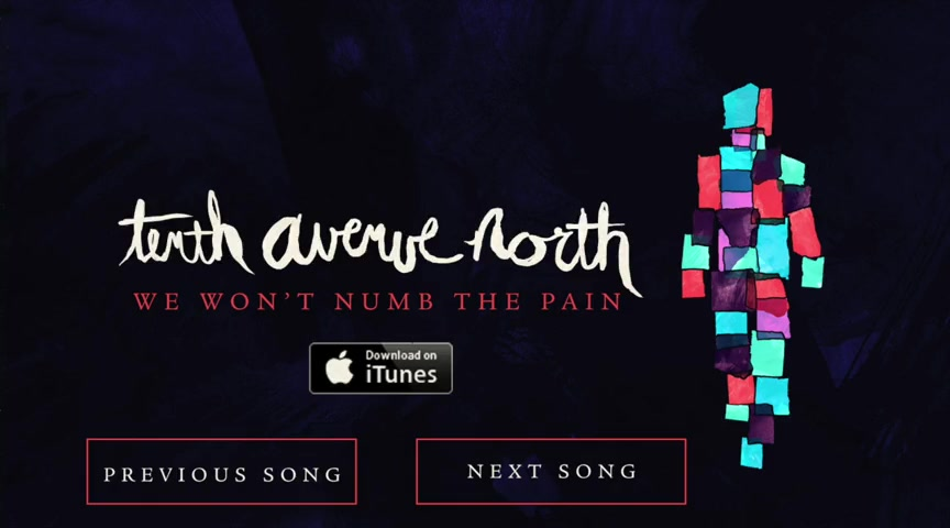 We Won't Numb The Pain - Tenth Avenue North (Official Audio)