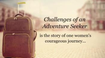 Xulon Press book Challenges of an Adventure Seeker | Shirley Thomas