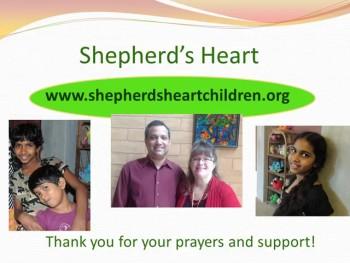 Shepherd's Heart Children's Home