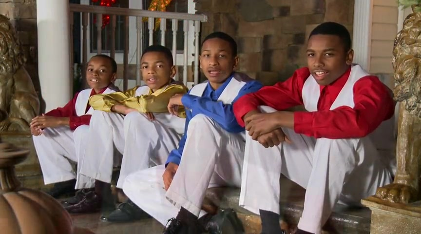 The Christmas Song: Official Dixon Brothers Music Video - Christian Music  Videos