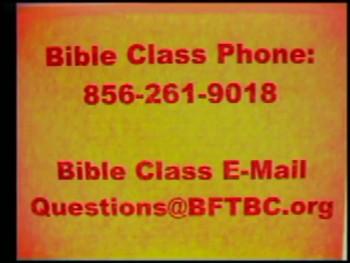 Part 2 -- The Father of Many Nations – Romans 4:18-5:5  –  Pastor D. A. Waite – BFTBC