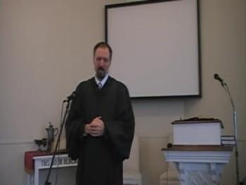 """Speak Freely, Speak Fully,"" Acts 18:1-17, Rev. R. Scott MacLaren, 11/30/2014"