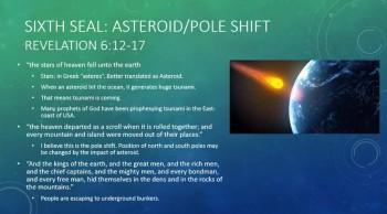 Asteroid, Tsunami, 3 Days of Darkness, Rapture, Demons and Transformation - Kelvin Mireku
