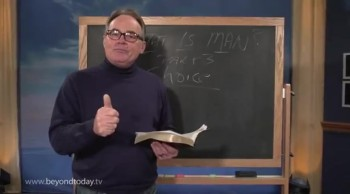 BT Daily -- What Is Man? - Part 3