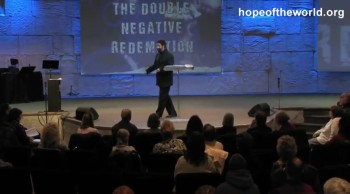 The Mystery of the Double Negative Redemption