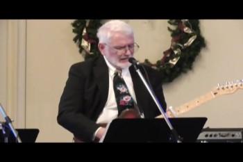 "Clifton Furgerson Sings ""O Come Emmanuel"""