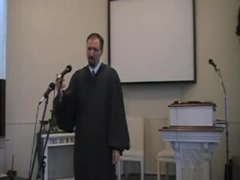 First Presbyterian Church Worship Svc., 01/04/2015 Rev. R. Scott MacLaren